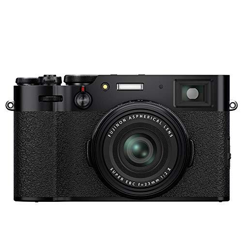 Fujifilm X100V Digital Camera - Black