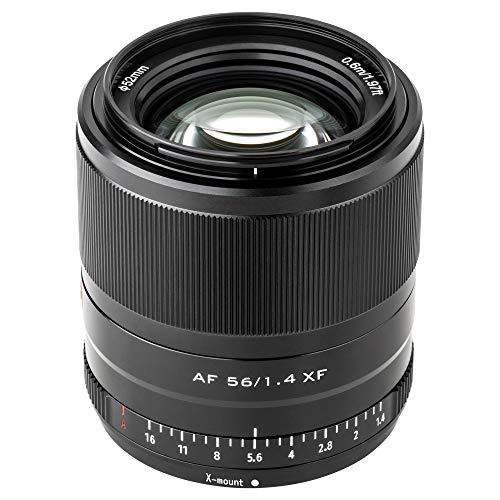 VILTROX 56mm F1.4 f/1.4 XF Autofocus APS-C Portrait Lens for Fuji Fujifilm X-Mount X-T3 X-T2 X-H1 X20 X-T30 X-T20