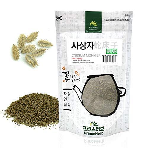 [Medicinal Korean Herb] Cnidium Seed (Cnidium Monnieri/Shechuangzizhongzi) 사상자, Dried Bulk Herbs, 4oz (113g)
