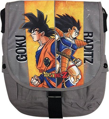 Dragon Ball Z Messenger Bag - Goku & Raditz