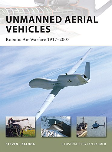 Unmanned Aerial Vehicles: Robotic Air Warfare 1917–2007 (New Vanguard)