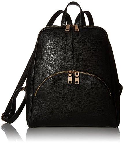 Scarleton Chic Casual Backpack H160801 - Black