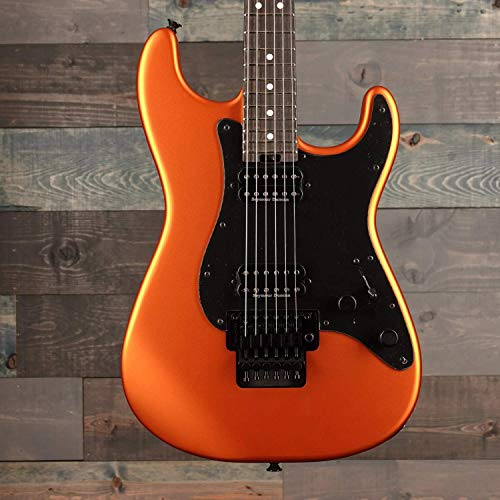 Charvel Pro-Mod So-Cal Style 1 HH FR E Satin Orange Blaze
