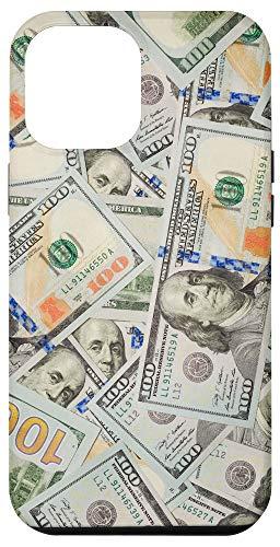 iPhone 12 Pro Max Get Money Stacks of Hundred Dollar Bills Case