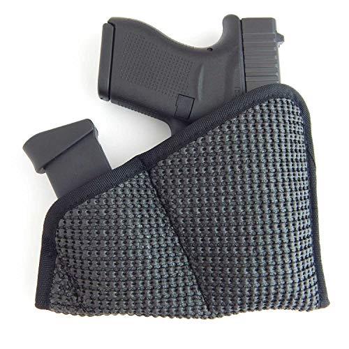 "Active Pro Gear Cargo Pocket Holster for Concealed Carry | Non-Slip | Inside Pocket Gun Holster (Medium (6¾"" x 5""))"