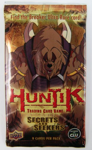 Upper Deck Huntik Secrets and Seekers (1 Pack)