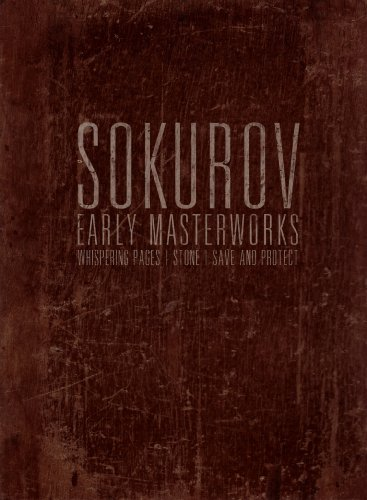 SOKUROV: EARLY MASTERWORKS (Whispering Pages / Stone / Save and Protect) [Blu-ray and DVD]