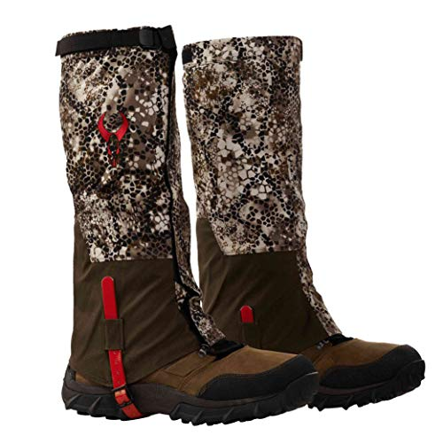 Badlands Master Gaiter - Durable, Reinforced Gaiters for Hunting, Approach FX, Large