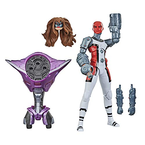 Hasbro Marvel Legends Series X-Men 6-inch Collectible Omega Sentinel Action Figure Toy, Premium Design and 5 Accessories, Ages 4 and Up