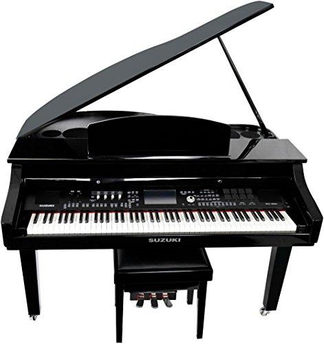 Suzuki Touch Screen Baby Grand Digital Piano (MDG-4000ts)