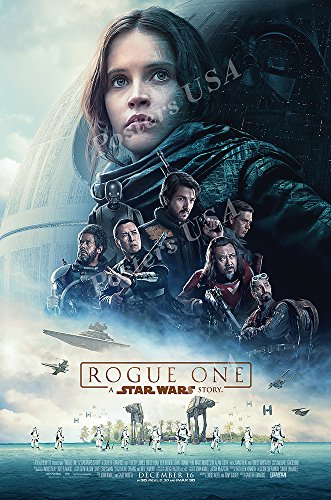 Posters USA - Star Wars Rogue One Movie Poster GLOSSY FINISH - MOV349 (24' x 36' (61cm x 91.5cm))