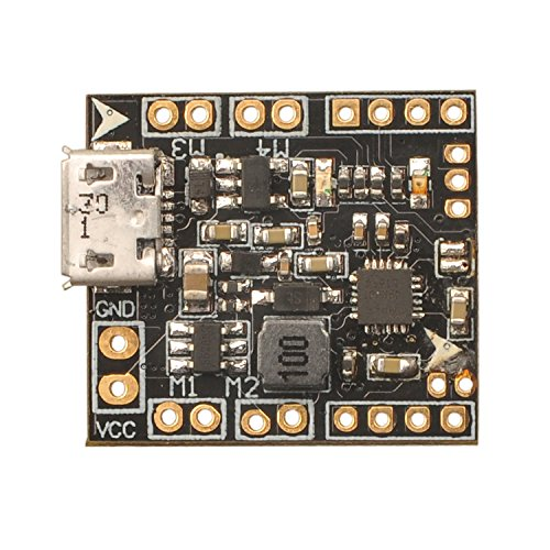 HAPPYMODEL Tiny SP Racing F3 EVO Brushed Flight Controller Control Board for 90 120 125 mm FPV Quadcopters As Scisky 32bits Naze 32