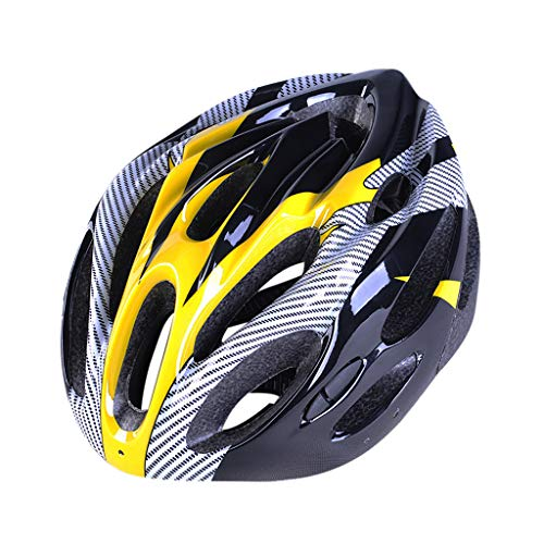 Fishoneion Bicycle Helmet,MTB Road Bicycle Bike Helmet Cycling Mountain Adult Outdoor Sports Safety Helme