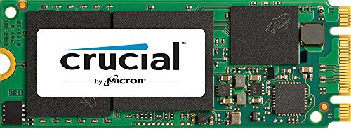 Crucial Technology 2-Inch 500 GB SATA 6.0 Gb/s Internal Solid State Drive CT500MX200SSD6