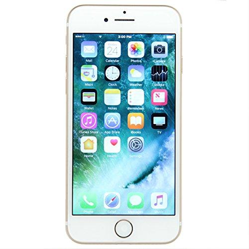Apple iPhone 7, 128GB, Gold - Fully Unlocked (Renewed)
