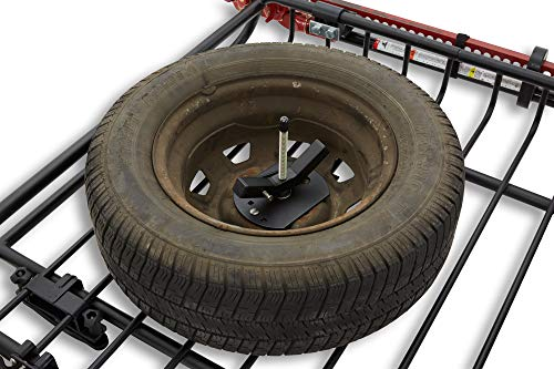 YAKIMA, Spare Tire Carrier for Roof Racks and Cargo Boxes
