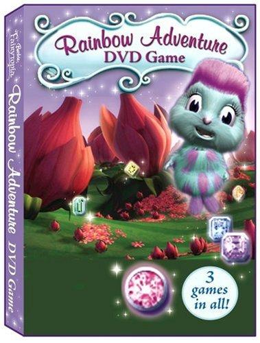 Barbie Fairytopia Magic of the Rainbow: Rainbow Adventure - Elina & DVD Game