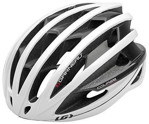 Louis Garneau - Course Bike Helmet, White, Small