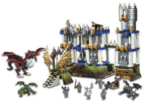 MEGA BLOKS DRAGONS Battlestorm Castle 405 Pcs