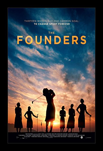 The Founders - 11x17 Framed Movie Poster by Wallspace