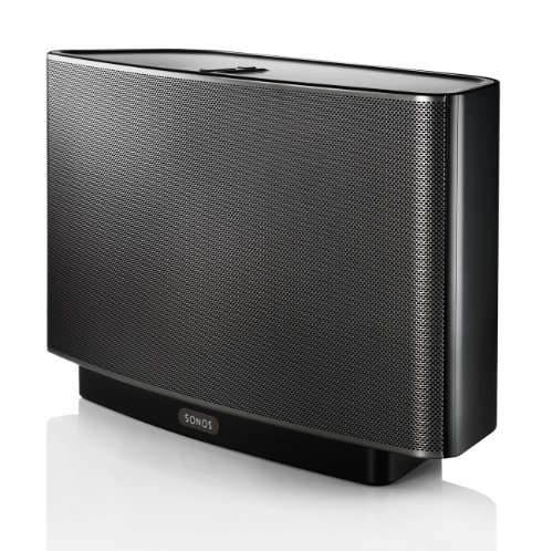 Sonos Play: 5 Wireless Speaker for Streaming Music (Black) (Gen 1) (Discontinued by Manufacturer), Works with Alexa