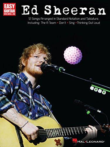 Ed Sheeran for Easy Guitar (Easy Guitar Play Along)