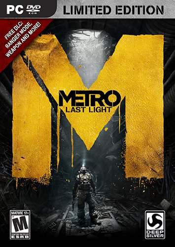 Metro: Last Light, Limited Edition - PC