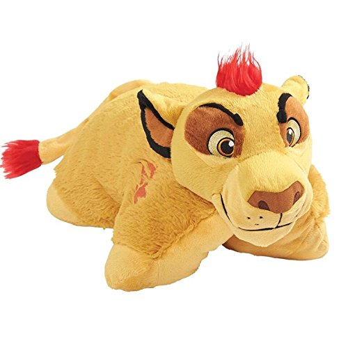 Pillow Pets Disney Lion Guard Kion 16' Stuffed Animal Plush Toy
