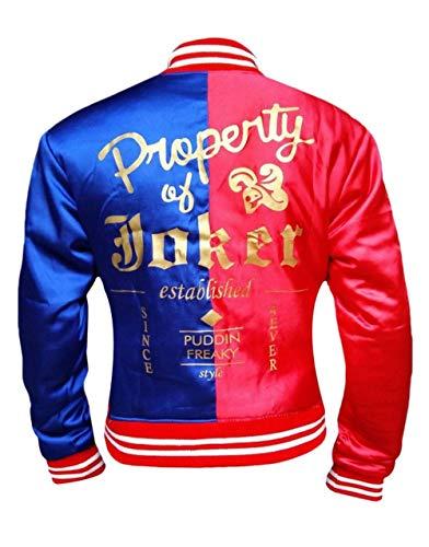 Property of Joker Harley Quinn Birds of Prey Jacket (M)