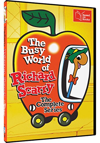 The Busy World of Richard Scarry - The Complete Series