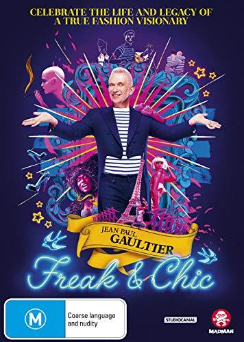 Jean Paul Gaultier: Freak and Chic | Documentary | NON USA Format | Region 4 Import - Australia