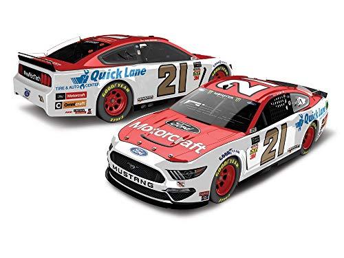 Lionel Racing NASCAR Paul Menard Officially Licensed Diecast Car Motorcraft 2019, 1:24 Scale