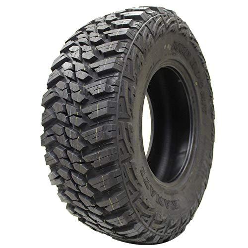 Kanati Mud Hog M/T Mud-Terrain Radial Tire-33X12.50R17LT 120Q LRE 10-Ply