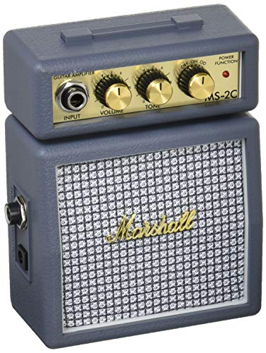 Marshall Mini Stack Series MS-2C Micro Guitar Amplifier