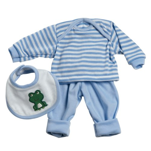 Adora Baby Doll Clothing Blue for up to 13 Baby Dolls