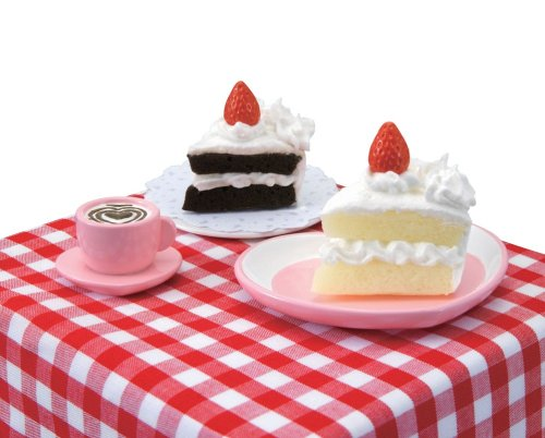 Konapun Sample Replica Food Making Kits Shortcake
