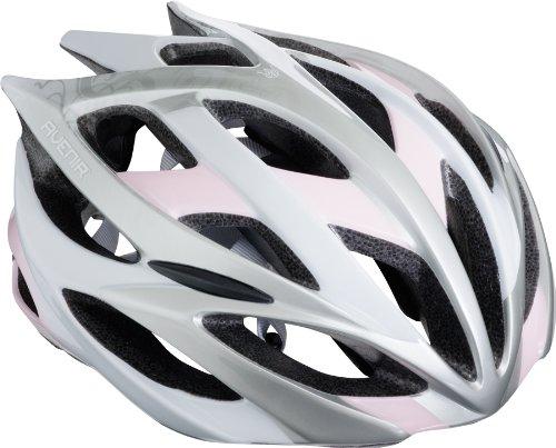 Avenir Mercer Helmet, Silver/Pink, Medium/Large/58-62-cm