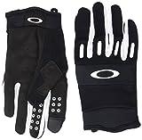 Oakley Mens Factory 2.0 Gloves Large Jet Black