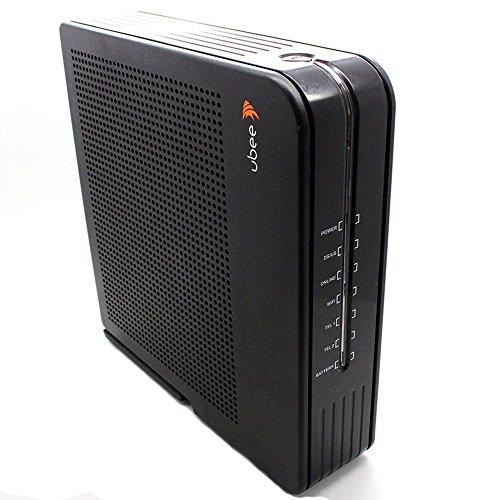 uBee DVW3201B Docsis 3.0 Telephony EMTA Wireless cable modem U10C046