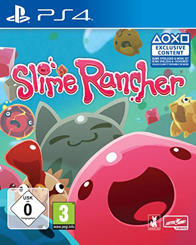 Slime Ranchers (PS4)