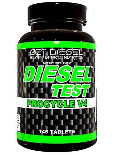 GET Diesel Testosterone Booster Estrogen Blocker Diesel Test Procycle V4 145 Tabs Strongest Legal Test Booster Available.