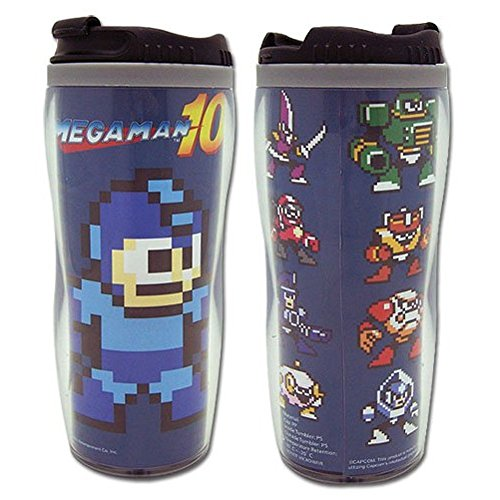 Mega Man 10 Travel Coffee Mug