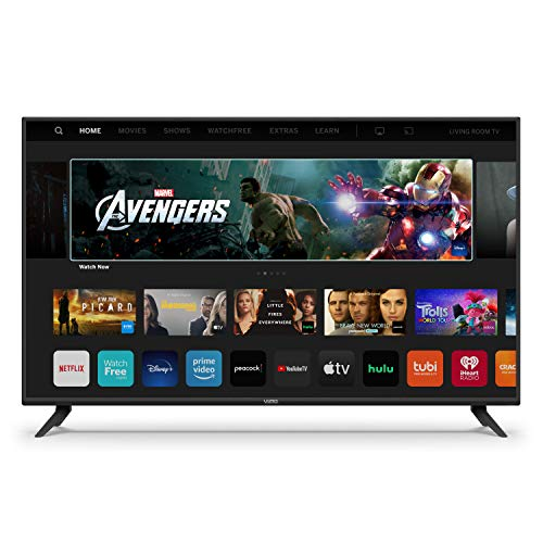 VIZIO 43 Inch 4K Smart TV, V-Series UHD HDR Television with Apple AirPlay and Chromecast Built-in