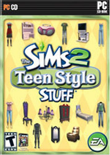 The Sims 2: Teen Style Stuff - PC