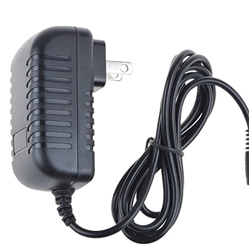 Digipartspower AC DC Adapter for ZAAPTV IPTV Receiver HD309 HD309N ZAAP TV Arabic Turkish Greek Channels Receiver Power Supply Cord Charger PSU