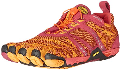 Vibram Women's KMD Evo Cross Training Shoe, Red/Orange/Black,39 EU/8 M US