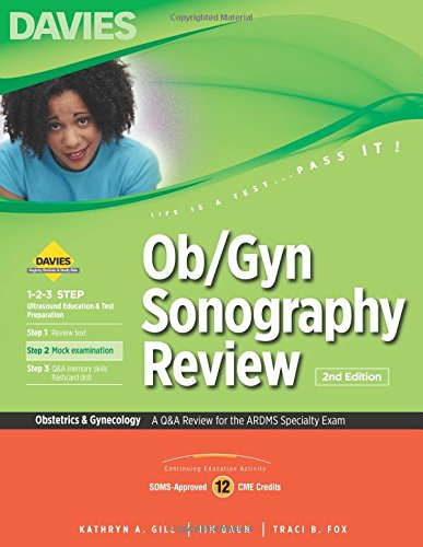 Ob/Gyn Sonography Review, 2nd Edition