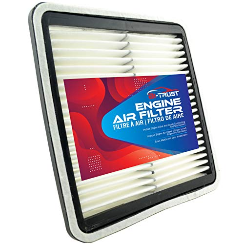 Bi-Trust SBRE00001 Replacement for Engine Air Filter for Forester Legacy Outback Tribeca Impreza Wrx Xv