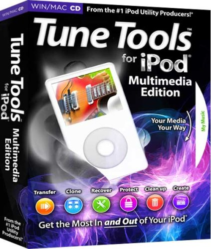 Tune Tools for iPod: Multi Media Edition