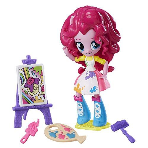 My Little Pony Equestria Girls Minis Pinkie Pie Splashy Art Class Set